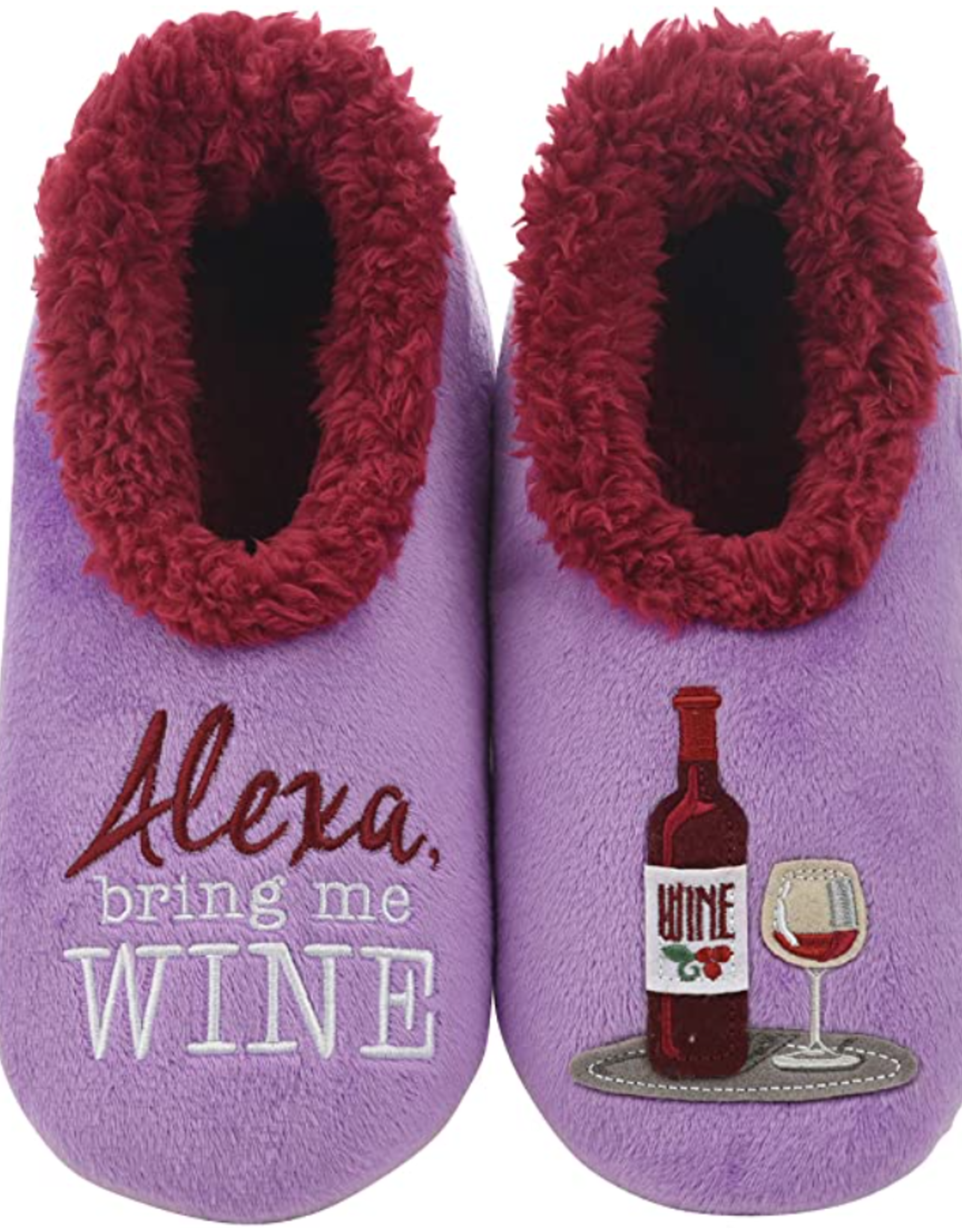 Alexa Bring Me Wine Snoozies