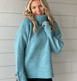 Raegan Turtle Neck Sweater