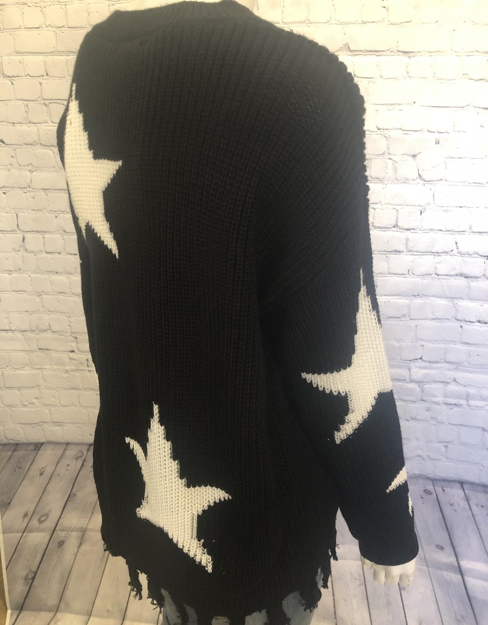 Katy Star Sweater