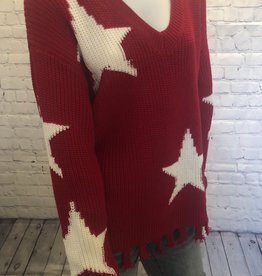 Katy Star Sweater