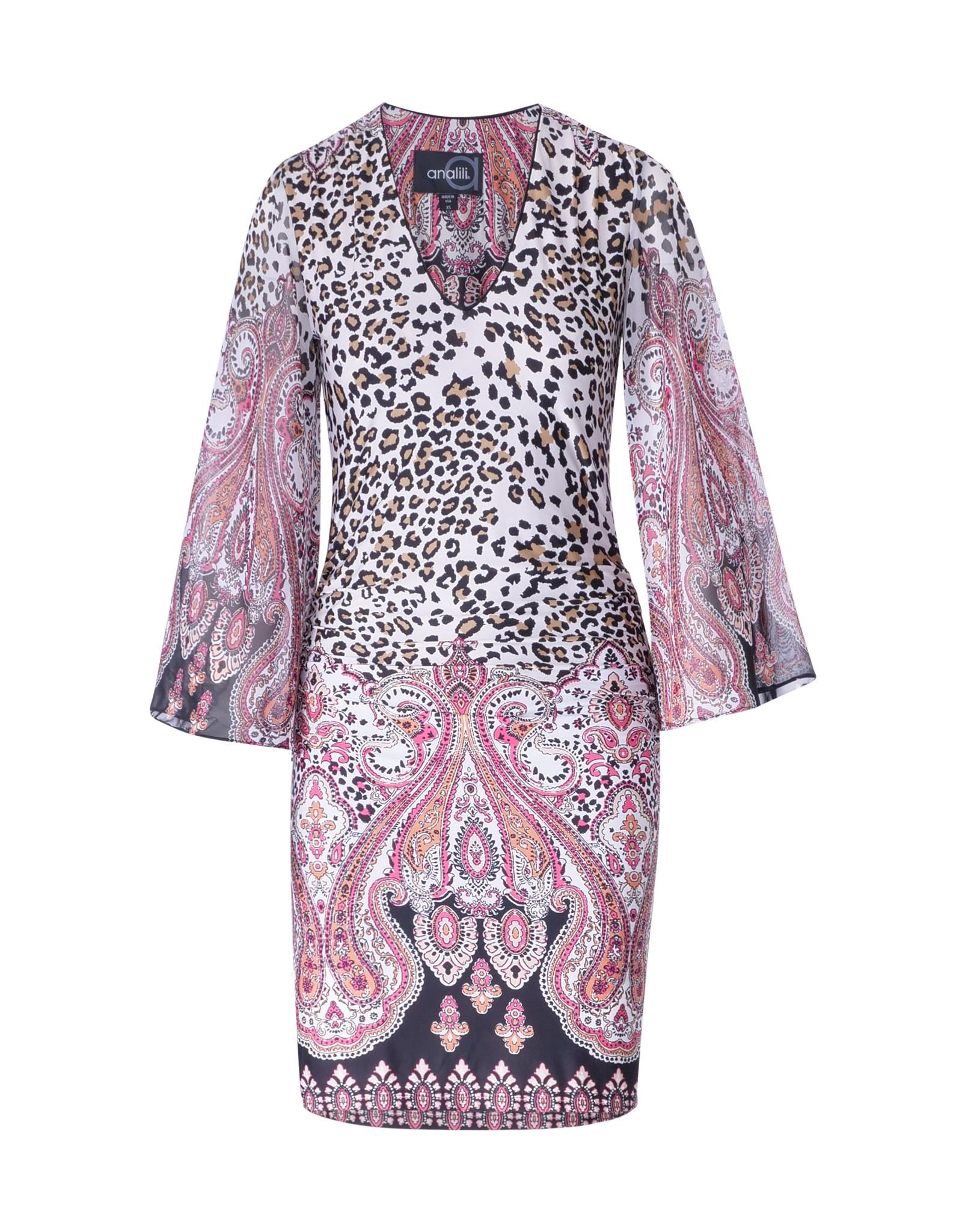 Tania Long Sleeve Dress