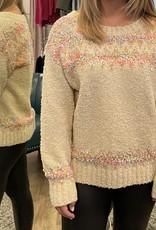 Hallie Rainbow Sweater