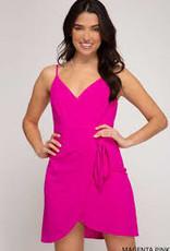 Mia Woven Cami Dress