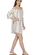 Aurora Rose Tunic Dress