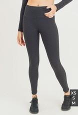 Textured Leopard High waist Leggings