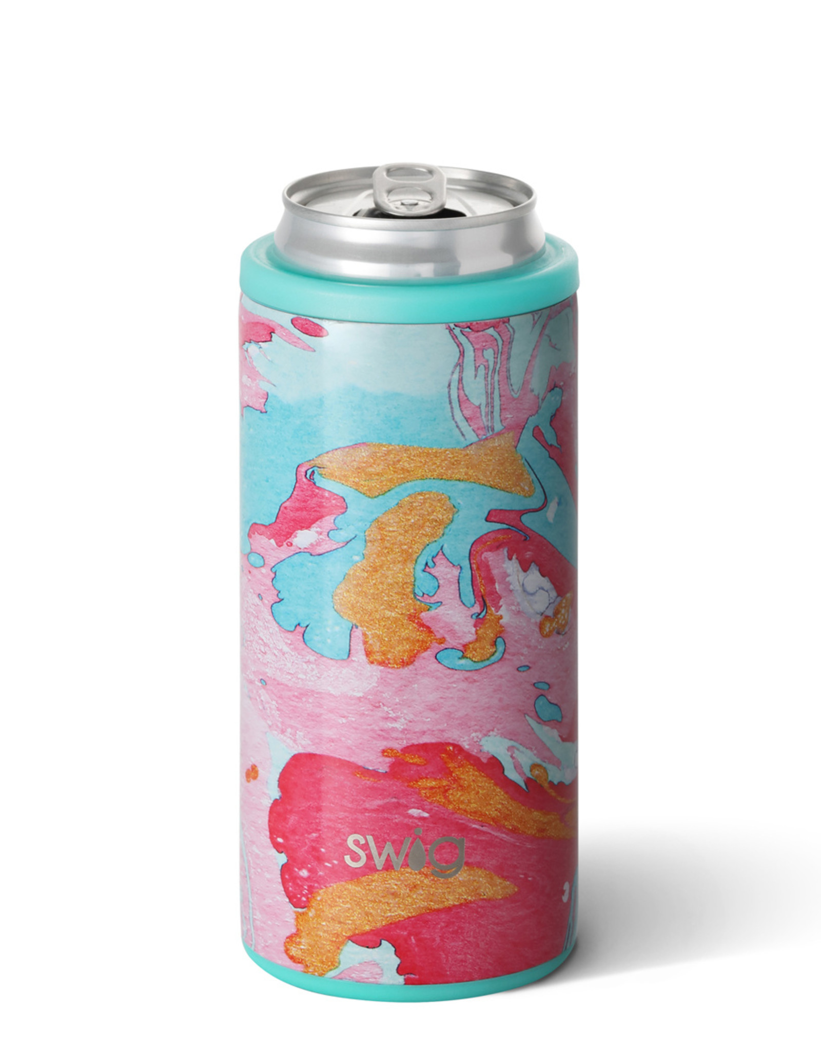 12oz Cotton Candy Skinny Can Cooler