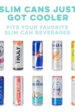 Wavy Love Skinny Can Cooler