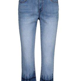 Audrey Straight Crop Jeans