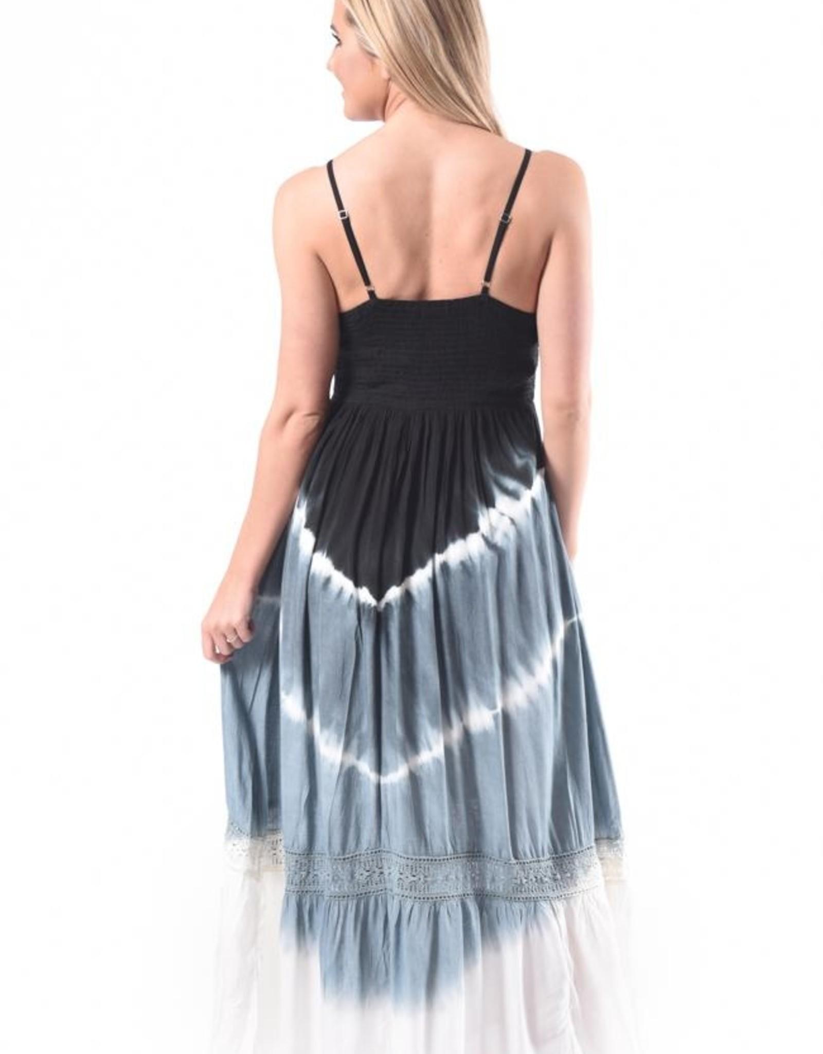 Railay Ombre Maxi Dress