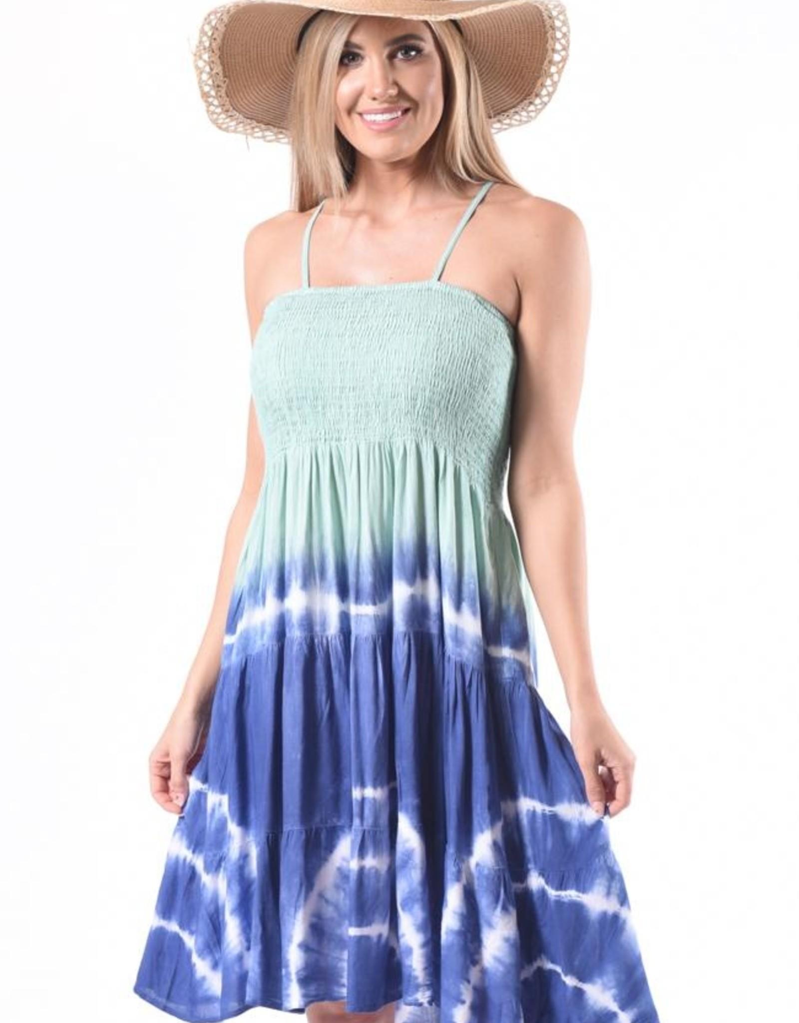 Bora Blues Dress