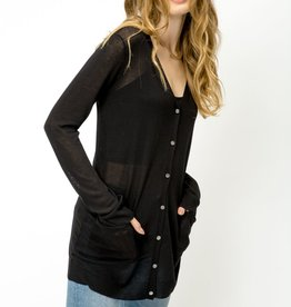 Forever Button Down Cardigan