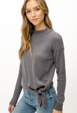 MargeauxTie Waist Sweater