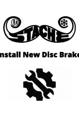 Install New Disc Brake