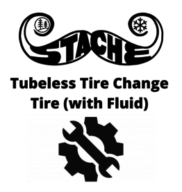 Tubeless Tire Change Tire (with Fluid)