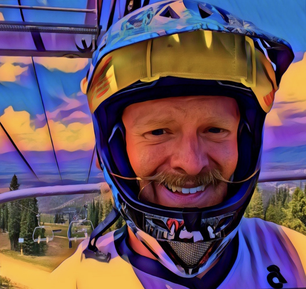 Nic Bay Owner of Stache Bike