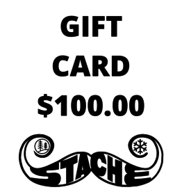 Stache Bike & Adventure $100 Gift Card