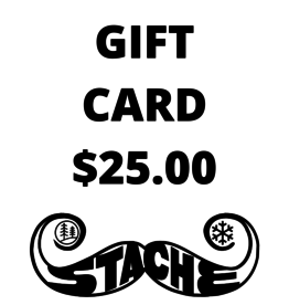 Stache Bike & Adventure $25 Gift Card
