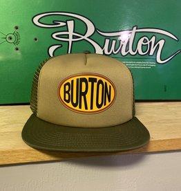 Burton I-80 Trucker Hat Beige 1SZ