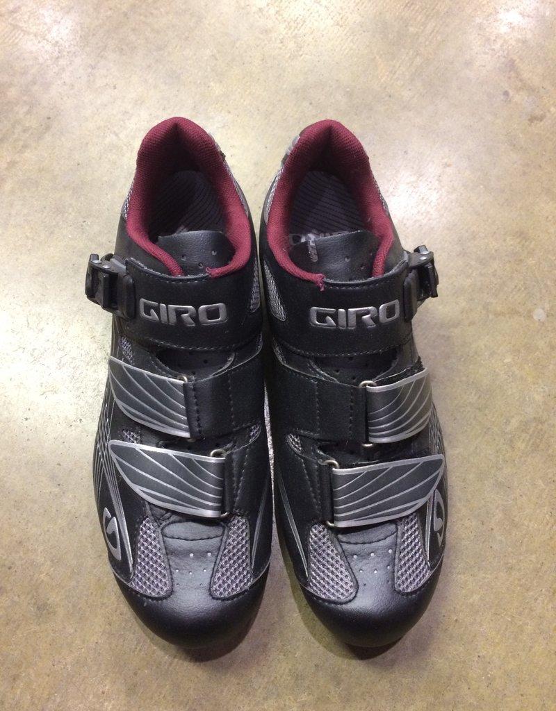 Giro Giro Solera Cycle Shoes Women's Size 40, Berry