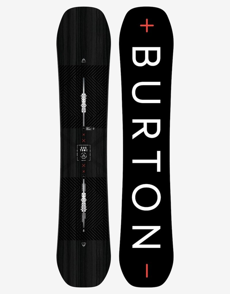Burton Custom X 162W (264WW) 62W