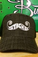 Stache Stache Snapback Hat