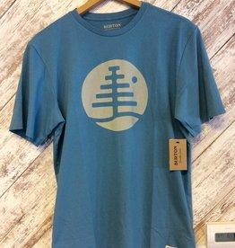 Burton Men's Family Tree SS T-Shirt Blue L