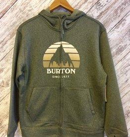 Burton Men's Oak Full-Zip Green M