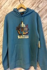 Burton Men's Lorid Pullover Blue M