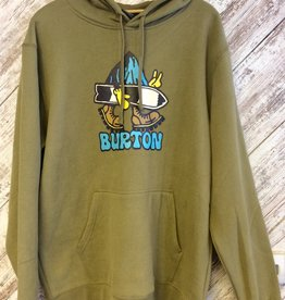 Burton Men's Lorid Pullover Green L