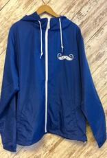Stache Jacket- Blue