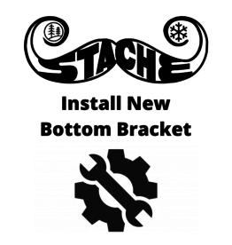 Adjust Bottom Bracket Cups