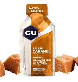 GU GU Energy Gel: Salted Caramel- BOX 24