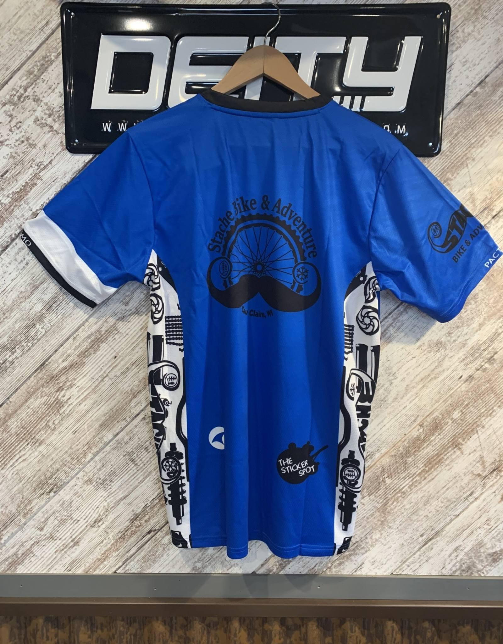 Pactimo Stache Men's Trail Jersey