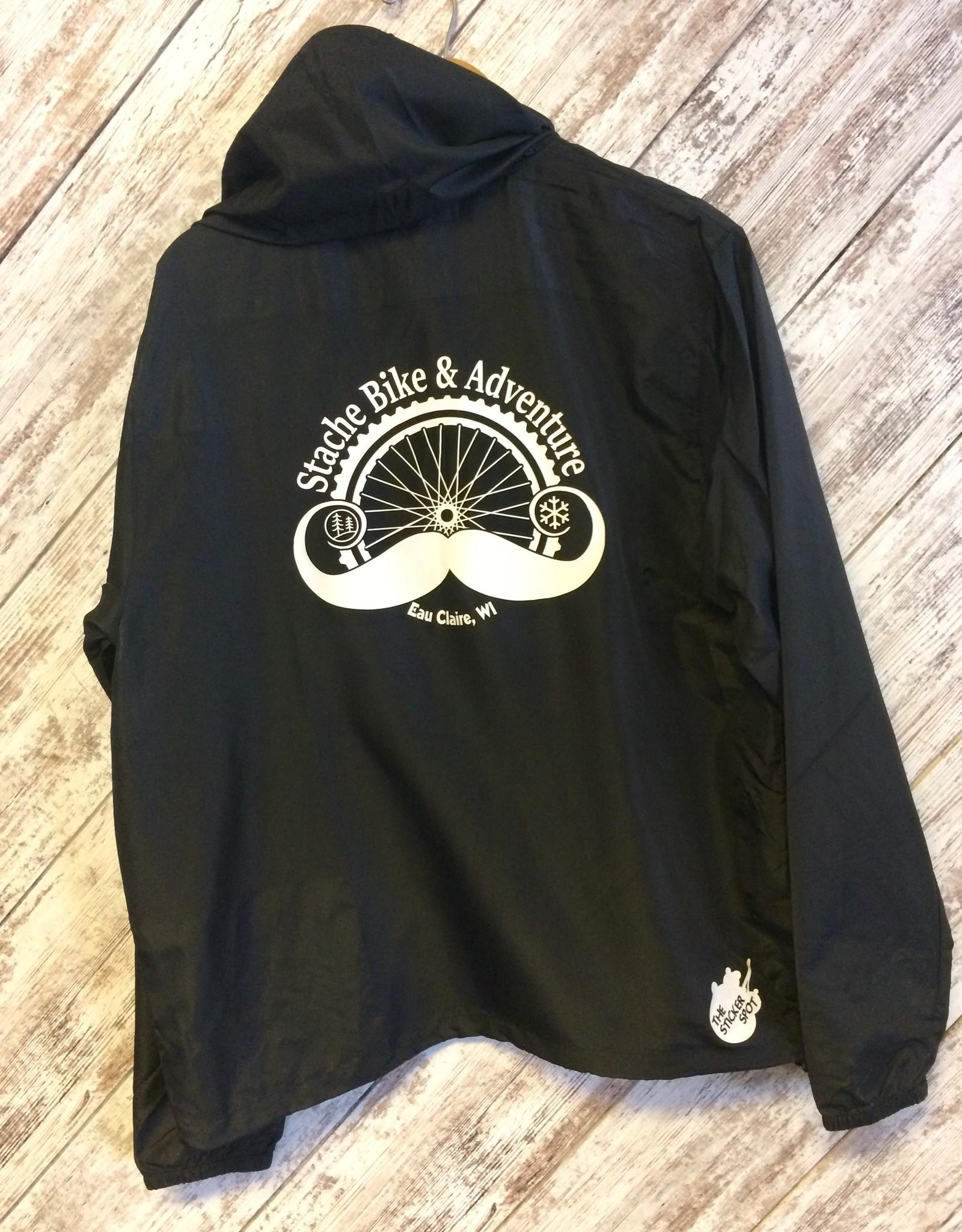 Stache Stache Jacket Black- Small