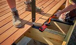 Deck Builder Specialty Tools