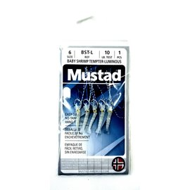 MUSTAD Mustad Luminous Baby Shrimp Sabiki