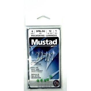 MUSTAD Mustad  Luminous Piscator Bait rig