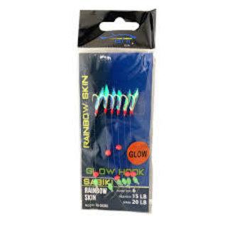 AHI Ahi Glow Hooks Rainbow Skin