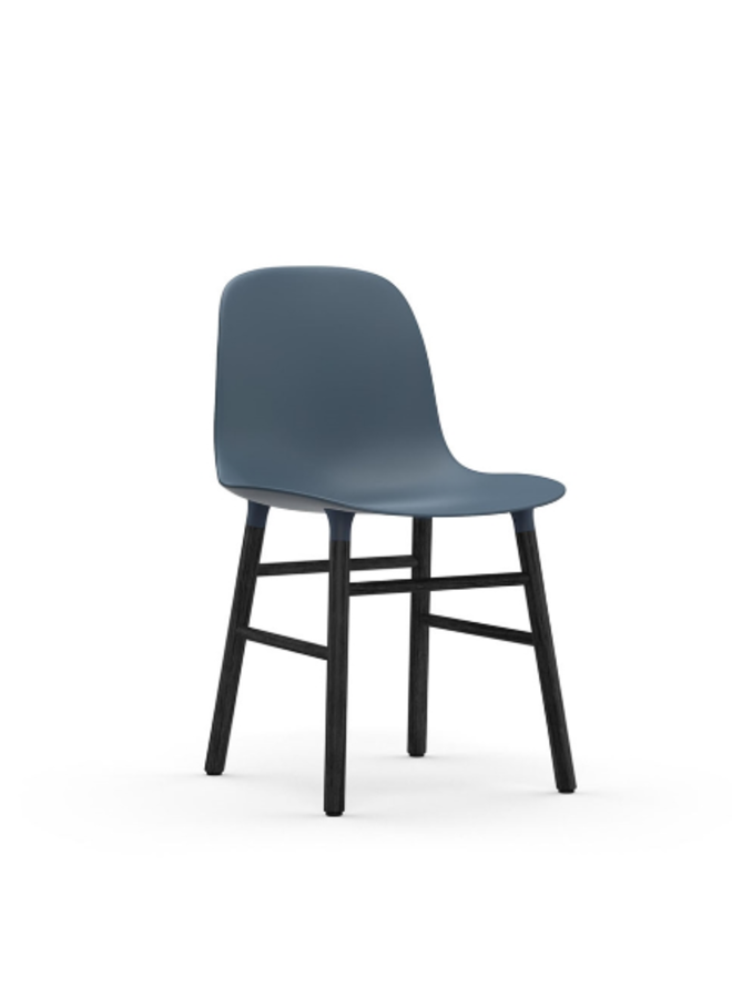 Form Chair Black