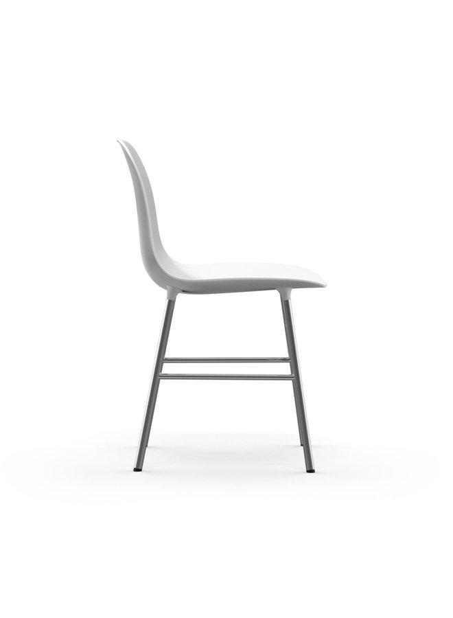 Form Chair Chrome