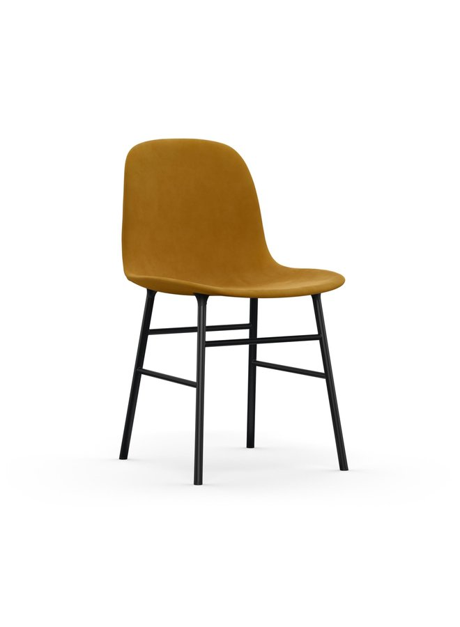 Form Chair Full Upholstery Steel