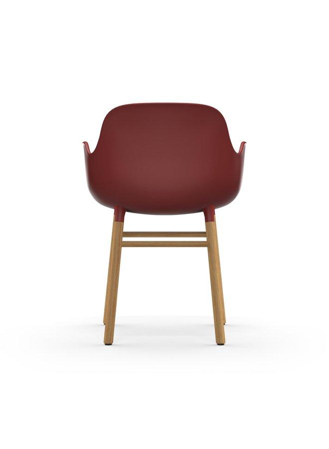 Form Armchair Oak