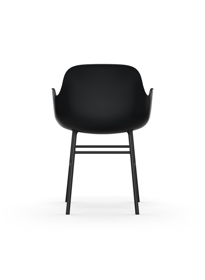 Form Armchair Steel