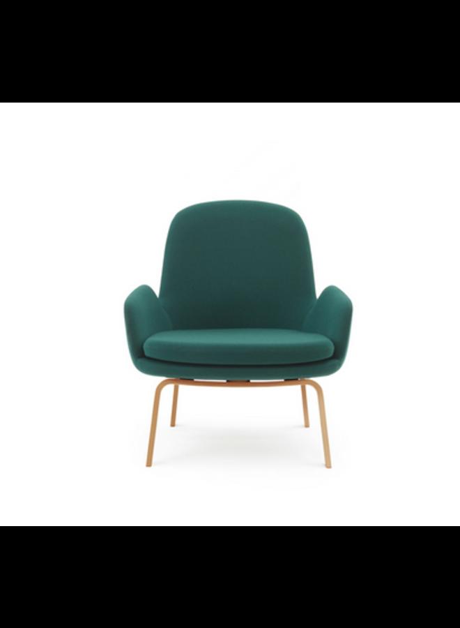 Era Lounge Chair Low w/Oak Legs