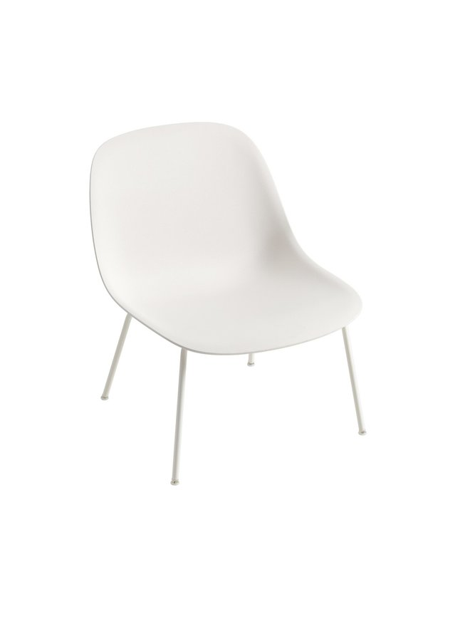 Fiber Lounge Chair / Tube Base