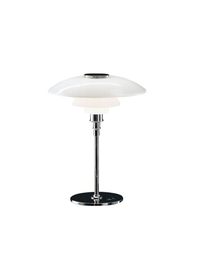 PH 4.5/3.5 Glass Table Lamp