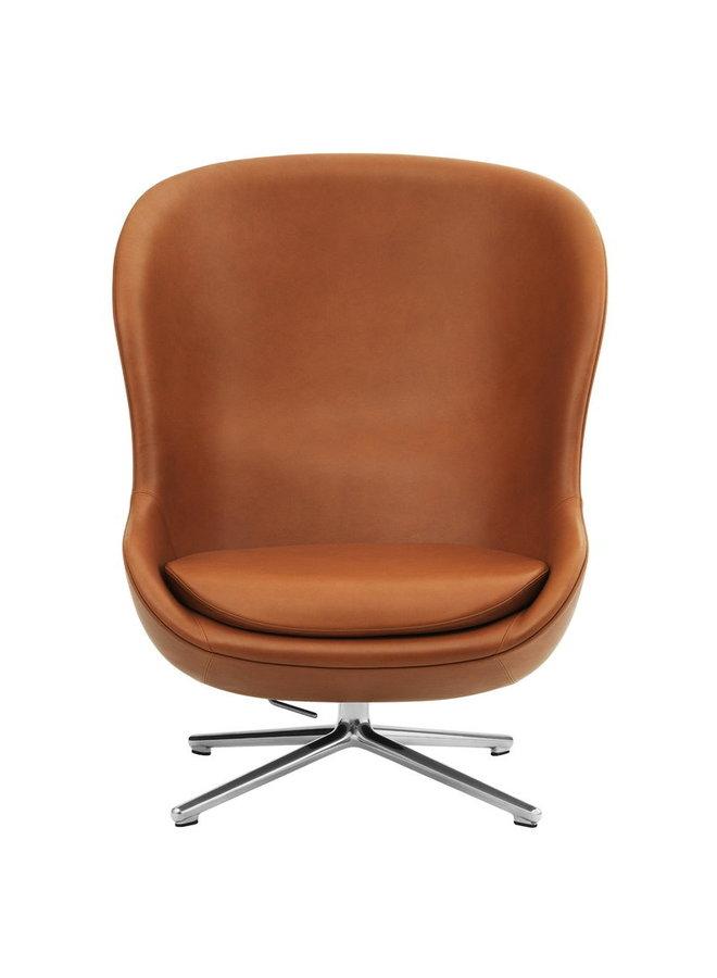 Hyg Lounge Chair High Swivel