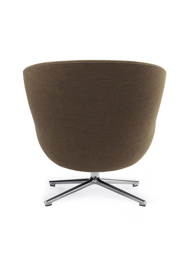Hyg Lounge Chair Low Swivel