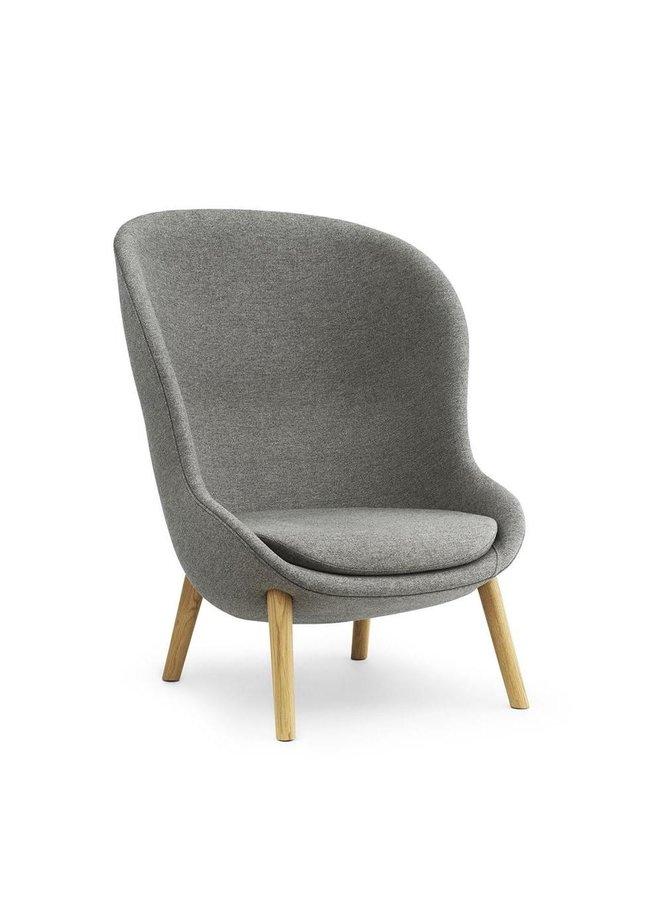 Hyg Lounge Chair High Oak