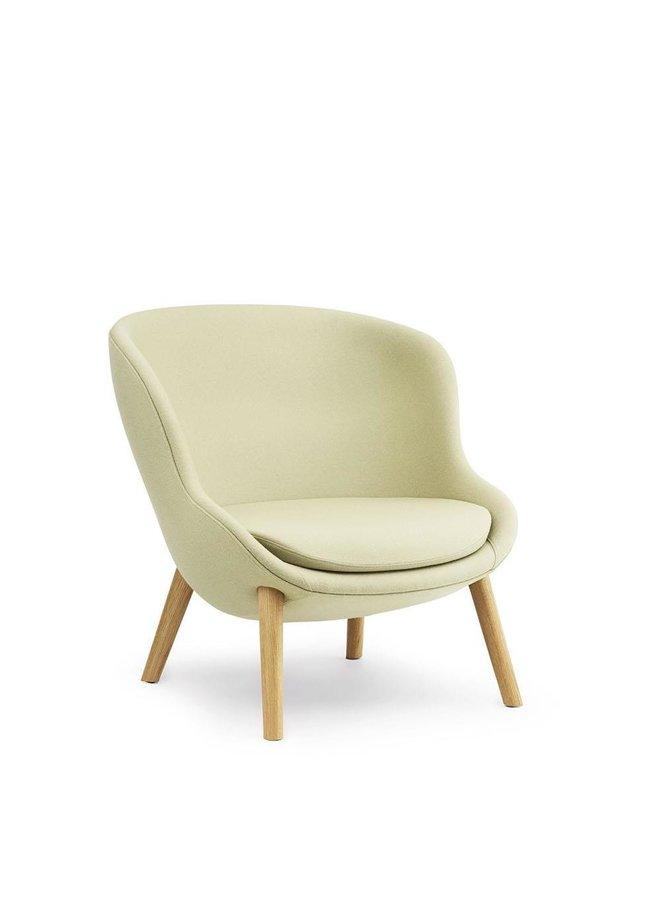 Hyg Lounge Chair Low Oak